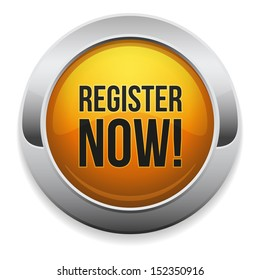 Big yellow register now button