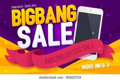 bigbang sale banner