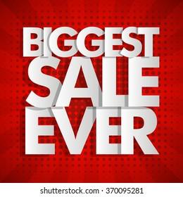 Biggest Sale Images Stock Photos Vectors Shutterstock