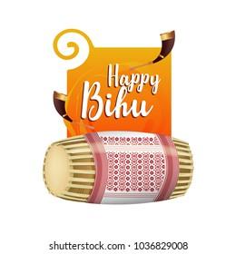 BIHU FESTIVAL ICON FOR ASSAM