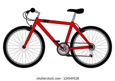 bike draw stock vector royalty free 122650318 shutterstock