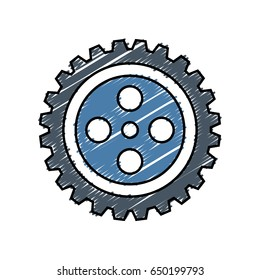 bike gears design