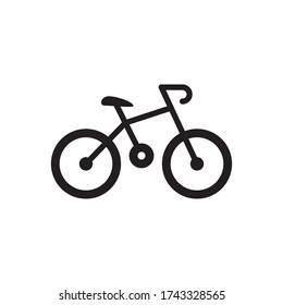 Bike Icon Vector Illustration Design