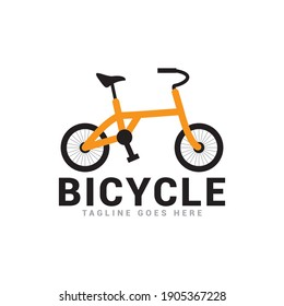 Bike logo icon vector template.