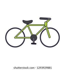 Bike sport vehicle