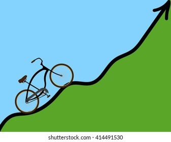 bike trip to the mountains