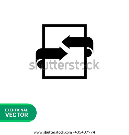 Bilateral Agreement Stock Vector Royalty Free 435407974 Shutterstock