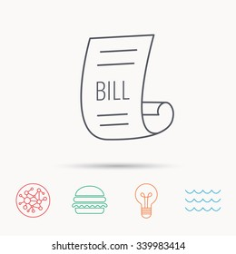 Invoice Symbol Images Stock Photos Vectors Shutterstock - Invoice ocean