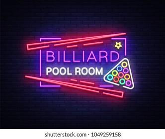 Billiard Logo Images, Stock Photos & Vectors | Shutterstock