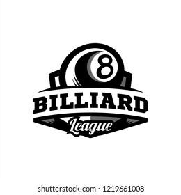 Billiard League Logo 02