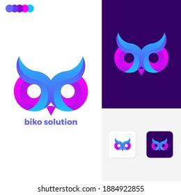 Bilo Solution Logo Template Design