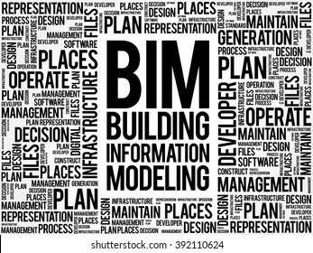 Similar Images, Stock Photos & Vectors of Bim Building Information