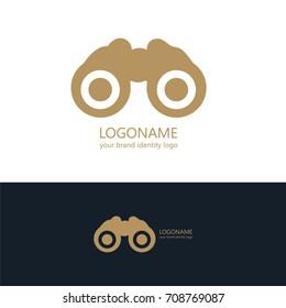 binoculars logo