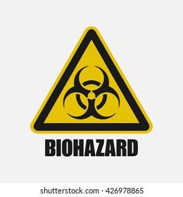 Biohazard / Vector Symbol