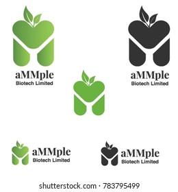 Biotech company logo