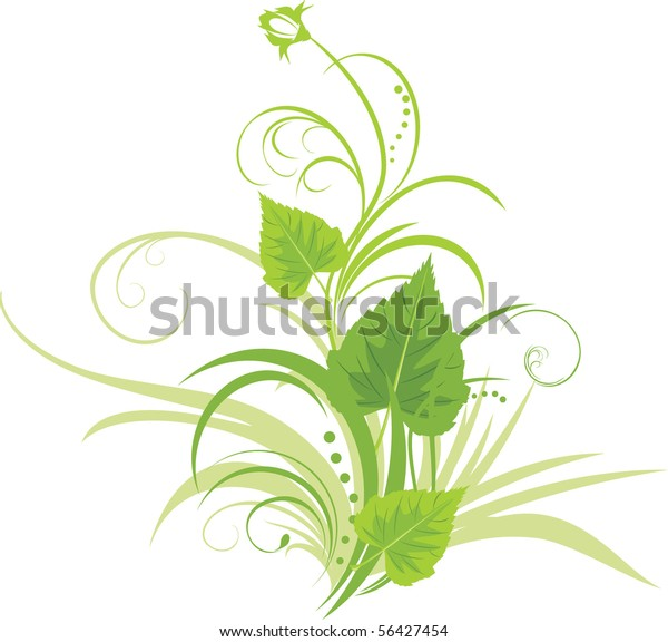 birch-leaves-floral-ornament-vector-600w