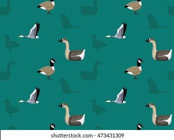 Bird Goose Wallpaper