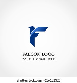 Bird logo, Falcon Logo