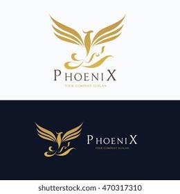 Bird Logo template.