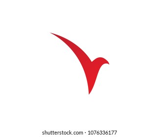 Bird Logo Template vector icon