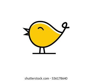 Bird lolgo