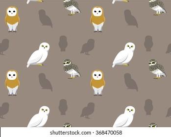 Bird Owl Wallpaper