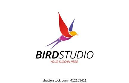 Bird Studio Logo