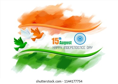 The birds of freedom flying across the tricolors