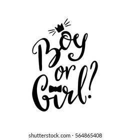 Birth Announcements. Lettering photography family overlay. Boy or Girl