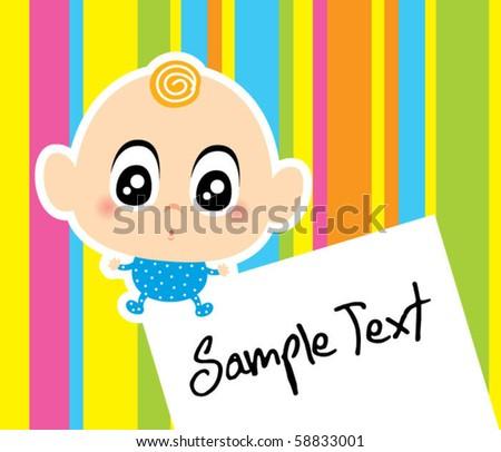 birth baby boy card message