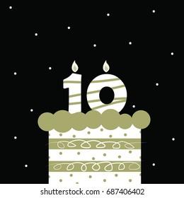 birthday 10th celebration