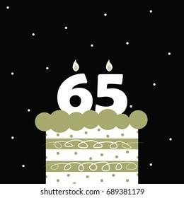 birthday 65th celebration