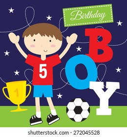 Birthday Boy Images Stock Photos Vectors
