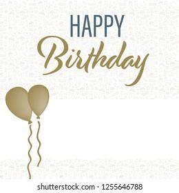 a birthday card template