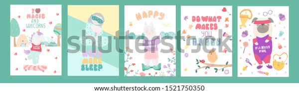 Phenomenal Birthday Cards Quotes Baby Girl Kids Stock Vector Royalty Free Personalised Birthday Cards Bromeletsinfo