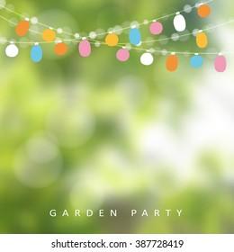 Garden Party Invitation Images Stock Photos Vectors Shutterstock