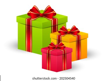 Birthday gift boxes for Your design