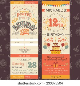 parties invitation