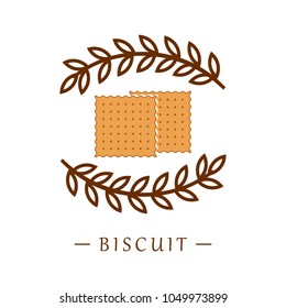 Biscuit Vector Template Design