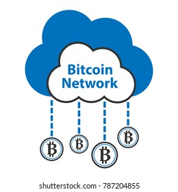 Bitcoin Cloud Network provides transaction service of Bitcoin payments.