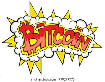 bitcoin comic boom