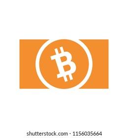 Bitcoincash BCH Cryptocurrency logo vector