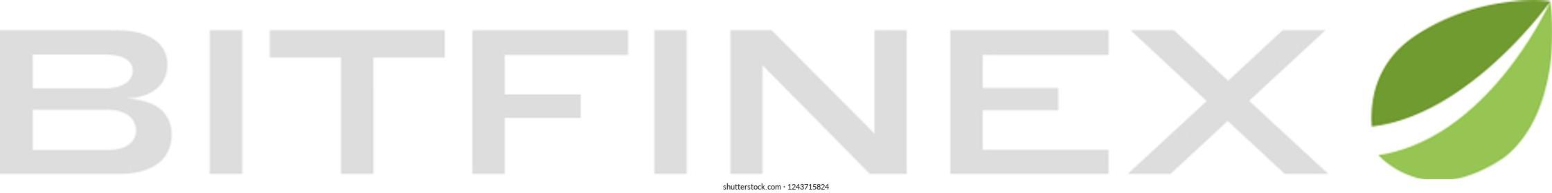 Bitfinex cryptocurrency vector logo