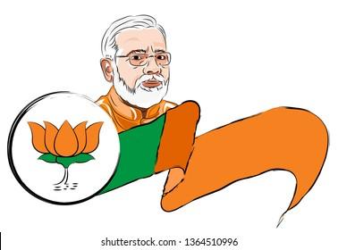 BJP Narendra Modi