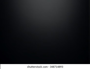 Black abstract background - Vector