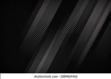 Black abstract geometric background. Modern shape concept. Eps10 vector