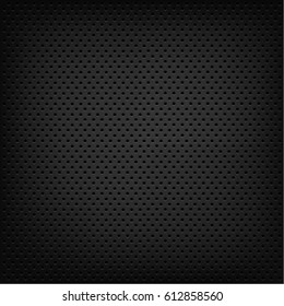 Black background. Vector