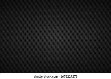 Black background. Vector illustration. Eps10