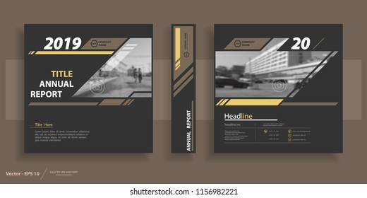 Black banner information frame. Abstract patch design brochure. Set, cover models, techno. Modern vector of the first page of art. Urban style textures.Yellow digital numeric icon. Announcement, vecto