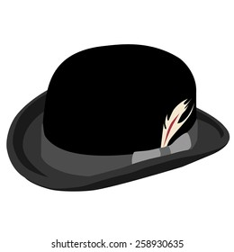 51097f986 English Feathered Hats Images, Stock Photos & Vectors | Shutterstock